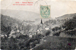 SAINT SEVER (86392) - Francia