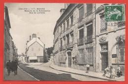 CPA Beaune - Rue De Lorraine - Maisons De La Renaissance - Beaune