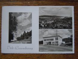 LUXEMBOURG - Dudelange : Station T.S.F. - Radio Télé  Luxemburg - Dudelange