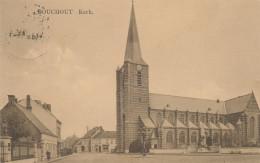 BOECHOUT / BOUCHOUT / DE KERK EN HET MONUMENT - Boechout