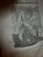 1833 LM :La Grande Chartreuse;Ici,Bataille De DENAIN;Pl. Royale à BRUXELLES;Symboles CARTES à JOUER; Barbes Et Femmes A - Vieux Papiers