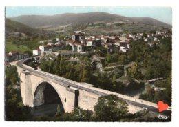 27002-LE-43-VIEILLE BRIOUDE-Vue Générale Et Le Pont - Brioude