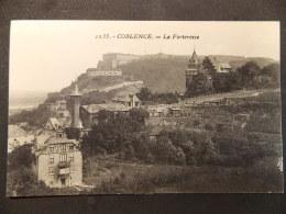 1235 Coblence La Forteresse - Koblenz
