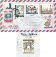 Airmail Brief  Lima - Zürich             1958 - Pérou