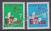 Japan - Japon 1971 Yvert 1022-23, Postal Codification - MNH - 1926-89 Emperador Hirohito (Era Showa)