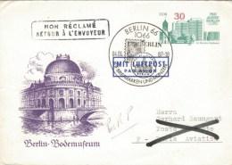CARTOLINA  VIAGGIATA  DA  BERLIN      (VIAGGIATA) - [6] Repubblica Democratica