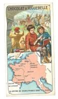 Chromo Chocolat Aiguebelle, Empire De Charlemagne - Aiguebelle