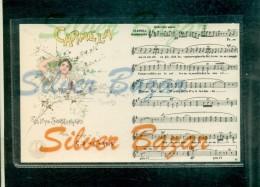 CANZONE NAPOLETANA-FOLCLORE- G. B.  DE CURTIS - CARMELA - NAPOLI - - Musica E Musicisti