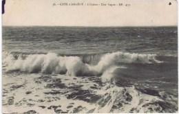 COTE D ARGENT  L OCEAN UNE VAGUE - Non Classés