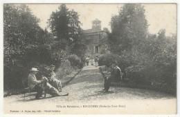 95 - EPLUCHES - Villa Du Belvédère - Halte Du Pont-Petit - Autres Communes