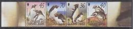 Falkland Islands 2002 WWF/Penguins 4v Se-tenant ** Mnh (29060A) - Falklandeilanden