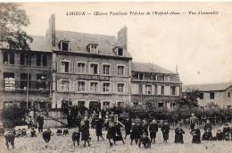 8539. CPA 14 LISIEUX OEUVRE FAMILIALE THERESE DE L'ENFANT JESUS - Lisieux