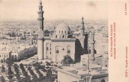 ¤¤   -   1619 C   -    EGYPTE   -  LE CAIRE    -  Mosquée Du Sultan HASSAN     -  ¤¤ - Cairo