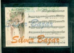 CANZONE NAPOLETANA-FOLCLORE- G. B. DE CURTIS - A PICCIOTTA - NAPOLI - - Musica E Musicisti