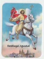 "SANTINO  HOLY CARD - "" SANTIAGO APOSTOL "" ATA M-18  SANTA IMAGEN - Preghiera In Spagnolo - Santini"