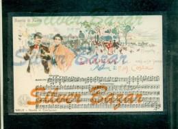 CANZONE NAPOLETANA-FOLCLORE- S. DI GIACOMO - P. M. COSTA - LARIULA´ - NAPOLI - - Musica E Musicisti
