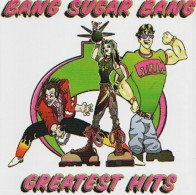 BANG SUGAR BANG - Greatest Hits - CD - NICOTINE RECORDS - PUNK ROCK - Punk
