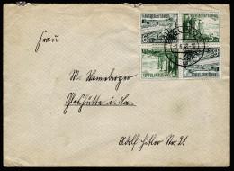 A3922) DR Brief Von Berlin 2.6.38 Mit Zusammendruck SK32 (2) - Briefe U. Dokumente