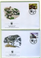 2005 - TAJIKISTAN -  Mi. Nr. 392/395 - OFFICIAL FDC - (CAT 2016.1 WWF) - Tagikistan