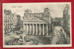 Allemagne -  AACHEN - Theater  - CPA - 1920 - 2 Scans - Aachen
