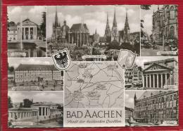 Allemagne -  BAD AACHEN - Echt Foto - Aachen