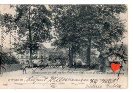 04754-LE-ALLEMAGNE-OTTWEILER-Partie An Der Victoria-Brùcke-------animée - Allemagne