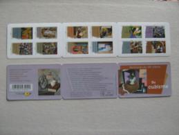 2012    CARNET   BC 699   * *   ART PEINTURE DU XXe SIECLE   CUBISME  NON PLIE - Gelegenheidsboekjes