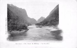 ¤¤   -   HAUT-LAOS   -  Un Affluent Du Mékong   -  Le Nam-Hon   -  ¤¤ - Laos
