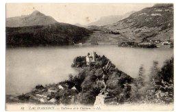 Cpa   Lac D´Annecy    Talloires   Et Le Chateau  TBE - Annecy