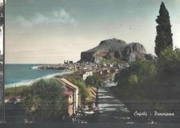 CEFALU  PANORAMA .VIAGGIATA -1950-FG-I-448-M - Palermo