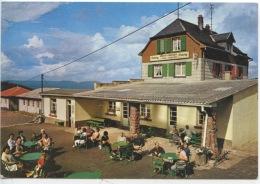 Muckenbach : Maison Familiale Et Colonie De Vacances Des Ponts Et Chaussées (ed Weinling) Terrasse Animée - France