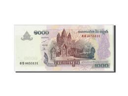 Cambodge, 1000 Riels, 2005, KM:58a, Non Daté, NEUF - Kambodscha