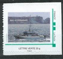 35 TPAM - TIMBRE PERSONNALISE NEUF - BRS ALDEBARAN (Marine Nationale) - Personnalisés (MonTimbraMoi)