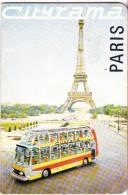 CITYRAMA PARIS - ANNI '70 - GUIDA TURISTICA - Esplorazioni/Viaggi