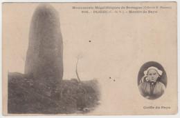 CPA 22 PLOEUC Menhir De Bayo - Altri Comuni