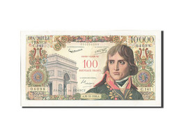 France, 100 Nouveaux Francs On 10,000 Francs, 100 NF 1959-1964 ''Bonaparte'',... - 1959-1966 Franchi Nuovi