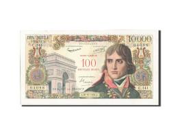 Billet, France, 100 Nouveaux Francs On 10,000 Francs, 100 NF 1959-1964 - 100 NF 1959-1964 ''Bonaparte''