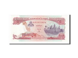 Cambodge, 500 Riels, 1995, KM:43a, 1996, NEUF - Cambodia