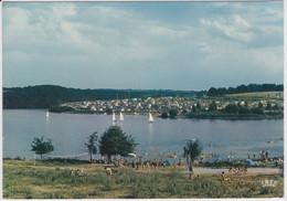 PONT DE SALARS AVEYRON FRANCE. BEACH & CAMPSITE. POSTED 1979 - Rodez
