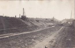 Foto Deutsche Soldaten 1.Weltkrieg Pioniere Eisenbahn Strecke Polen Russland Grodno? - Guerra, Militares