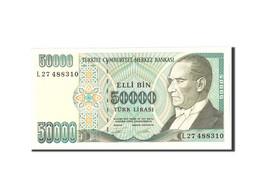 Turquie, 50,000 Lira, 1970, KM:204, Undated, NEUF - Turchia