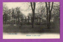 Beaune -Le Jardin Anglais. - Beaune