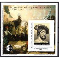 "Bloc CNEP N°68 ""Salon Philatélique De Printemps 2015"" - Blocchi & Foglietti"