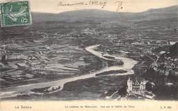 C   Le Saleve  Le Chateau De Monnetier  Vue Sur La Vallé E L'Arve  L.F. 605  Um 1910 - France