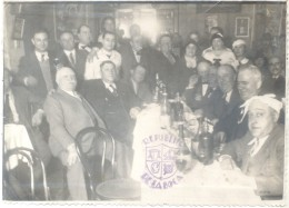 SEGUNDA REPUBLICA DE LA BOCA CIRCA 1932 - FOTOGRAFIA ORIGINAL - BUENOS AIRES RARISIME - Places