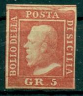 König Ferdinand II - Sicilia