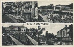 Postcard RA006218 - Germany (Deutschland) Bad Kissingen - Alemania
