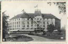 Bad Mondorf - Mondorf-les-Bains - Palace Hotel - Verlag E. A. Schaack Luxembourg - Bad Mondorf