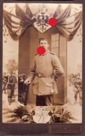 Guerre 14/18 Soldat Allemand Photographie Sur Carton 105 X 165 - Guerre, Militaire