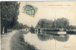 PARGNY-SUR-SAULX -- LE  CANAL - Pargny Sur Saulx